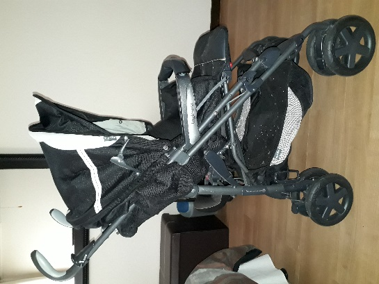 Inglesina Baby Pram/Stroller - car seat combo