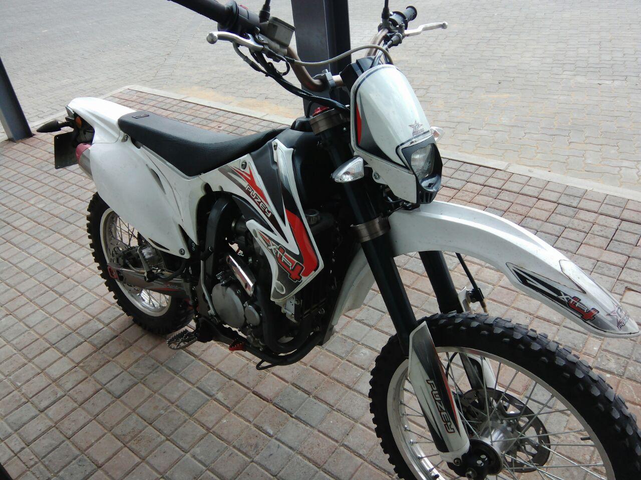 2011 Puzey XTR