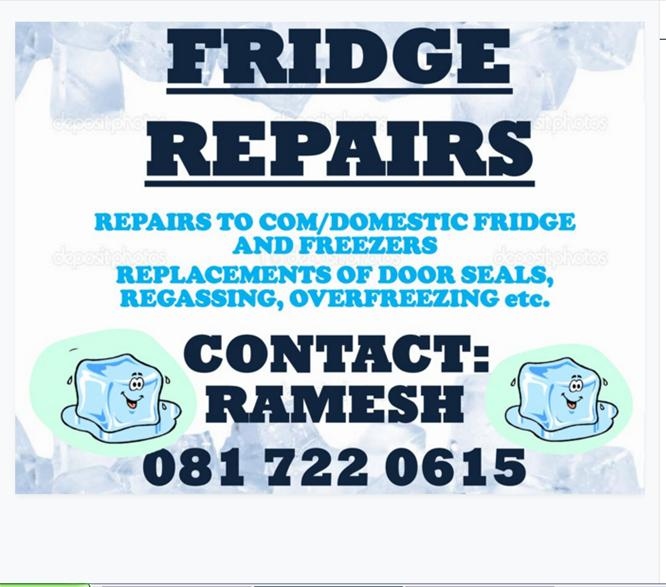 Fridge & Freezer Repairs