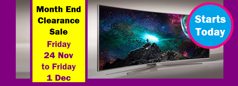 LCD & LED TVs on SALE