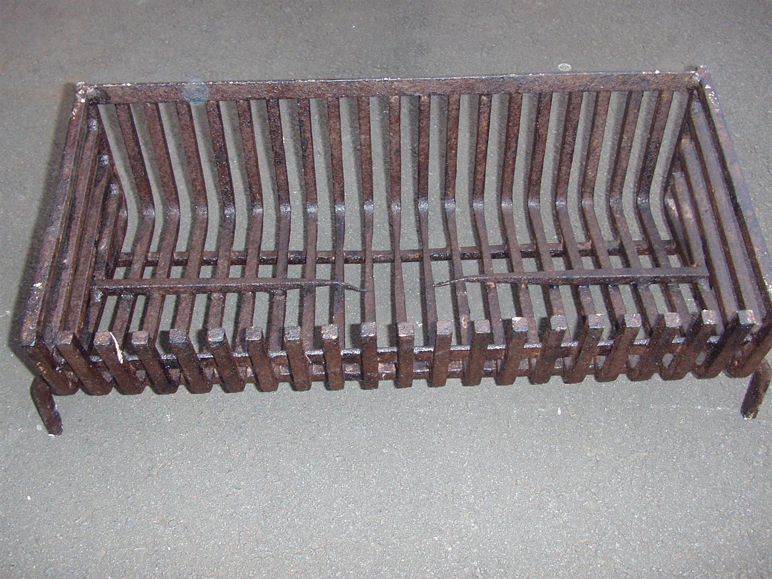 Fire Grate  - 60 x 30 x 25 cm