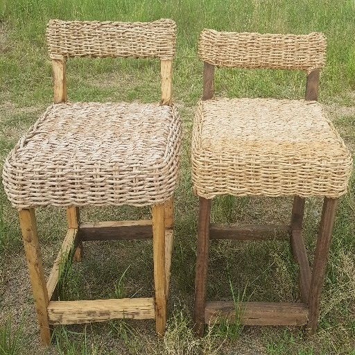 Reed Furniture Custom Woven Chairs And Tables Junk Mail