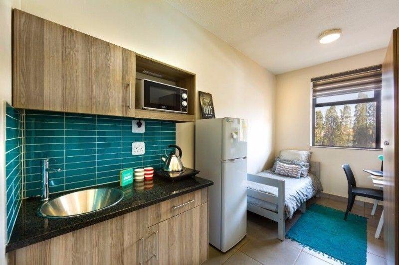 0.1 Bedroom Apartment / Flat to Rent in Hatfield Pretoria