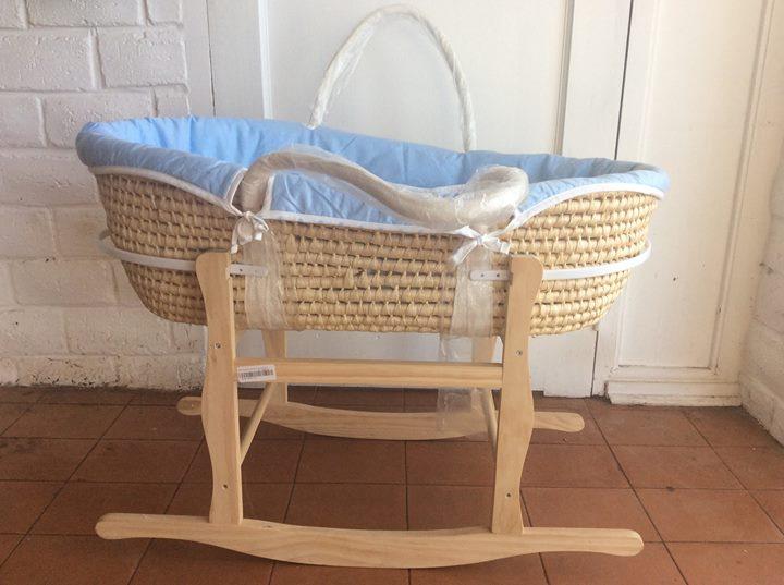 Beautiful Moses basket