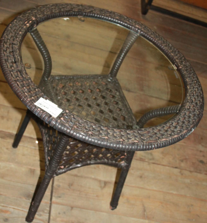 Garden coffee table S026708e #Rosettenvillepawnshop