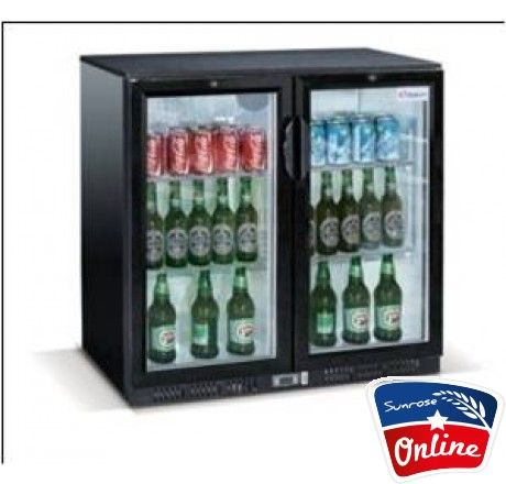 Double Swing Door Cooler