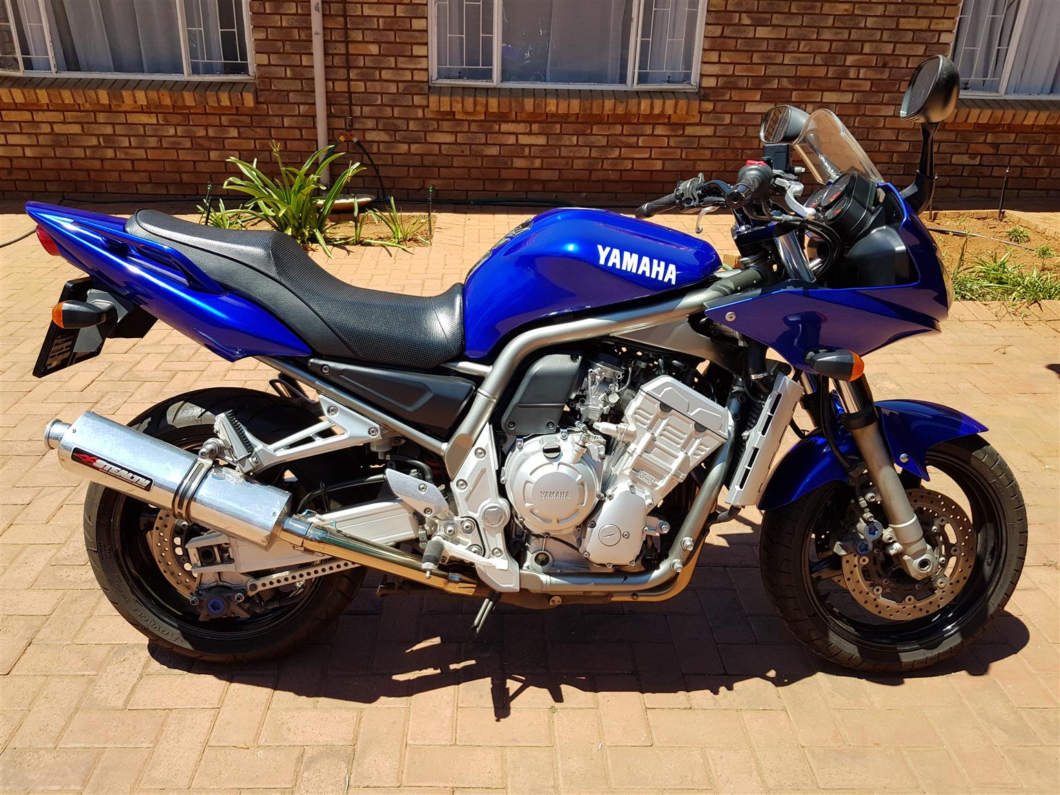 2003 yamaha fz1 junk mail for Yamaha north county