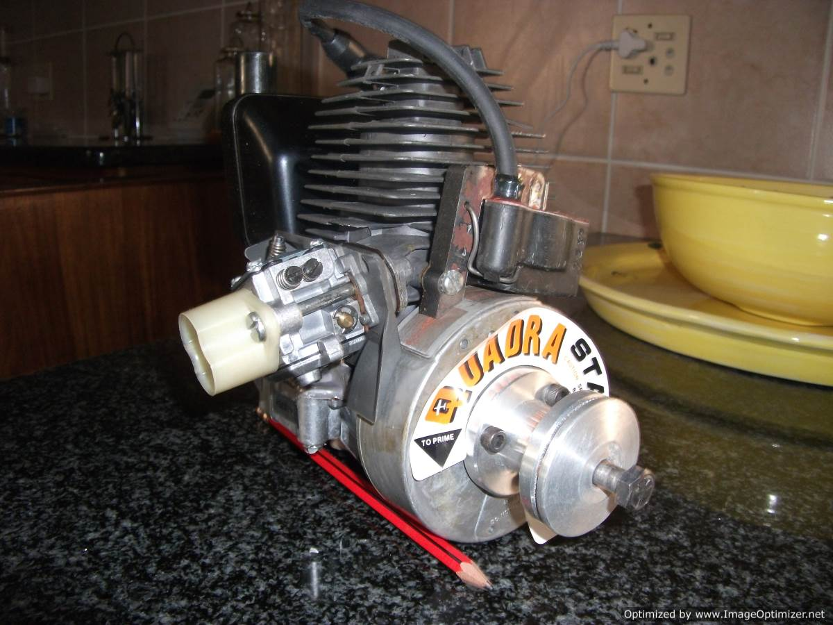R/C Large scale model engine | Junk Mail