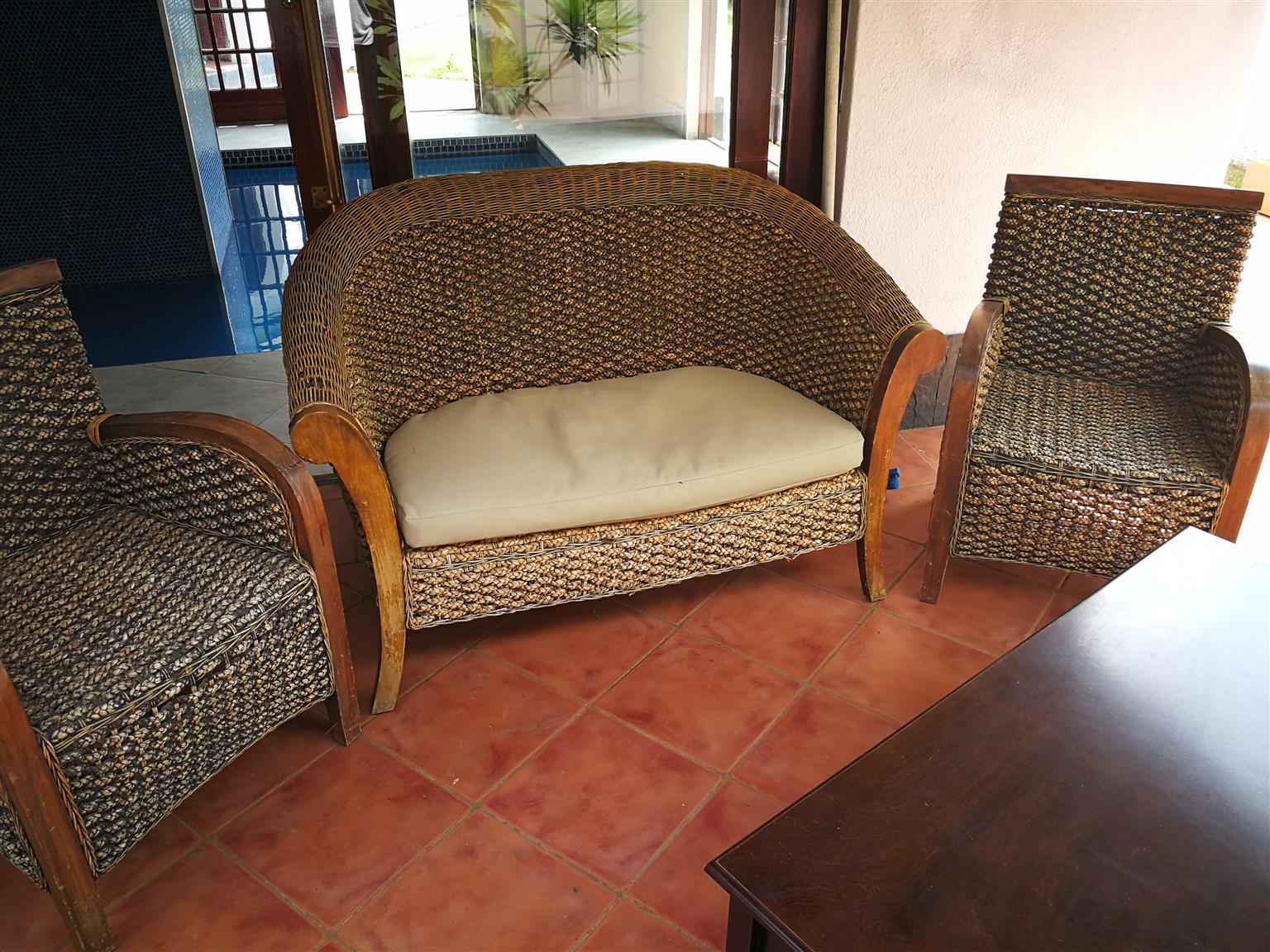 3 piece patio furniture