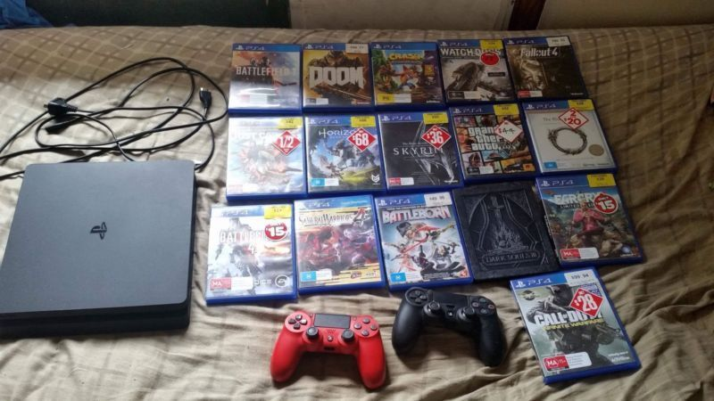 Sony-PlayStation4 for sale