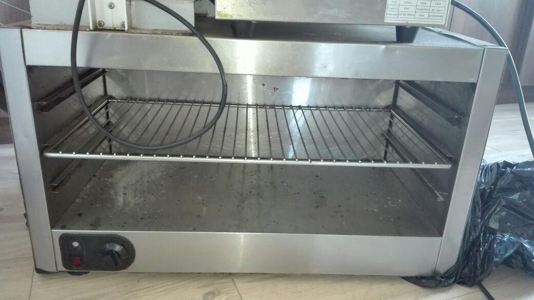 Food warmer, Ice crusher nad Sandwich toaster