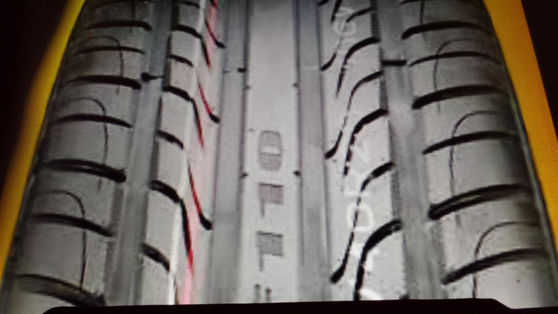 Tyres. 275.45.20 NEW