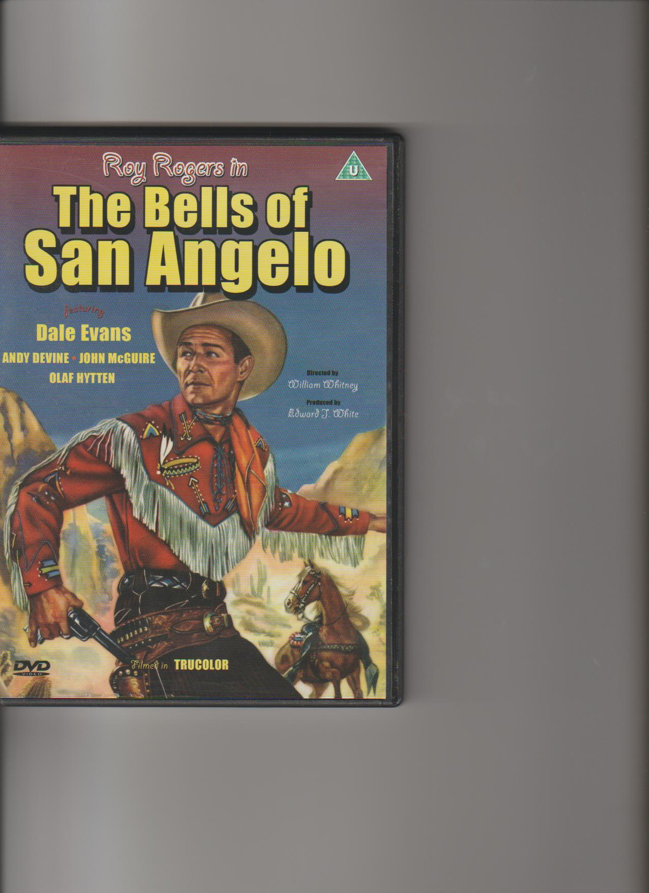 THE BELLS OF SAN ANGELO (FEATURING ROY ROGERS AND DALE EVANS)