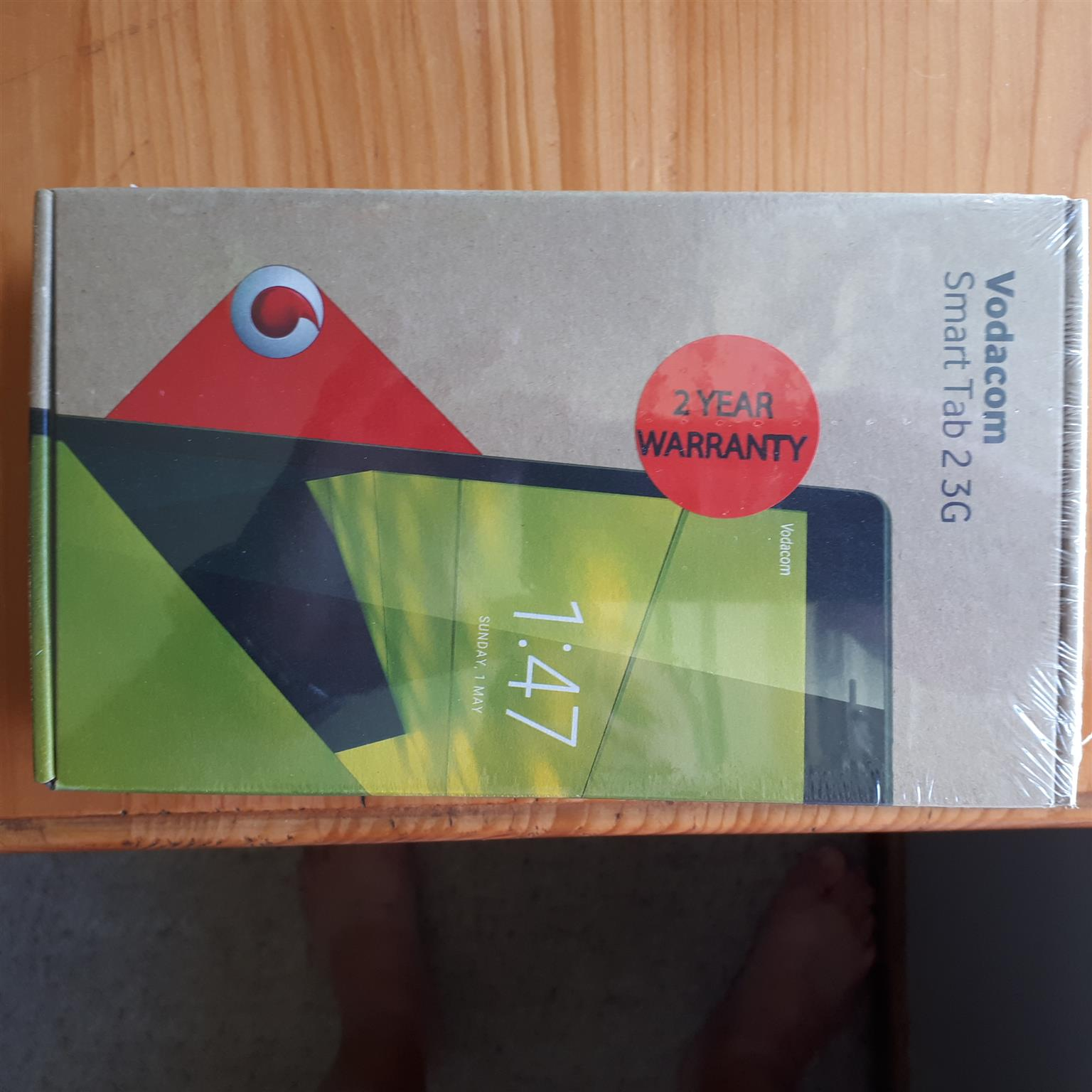 New Vodacom Smart Tab 2 3G Brand new sealed in box