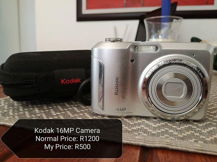 Kodak 16mp camera