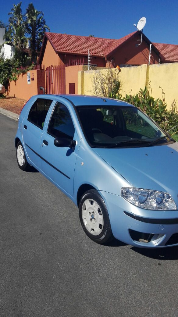 2005 Fiat Punto 1.2 Active