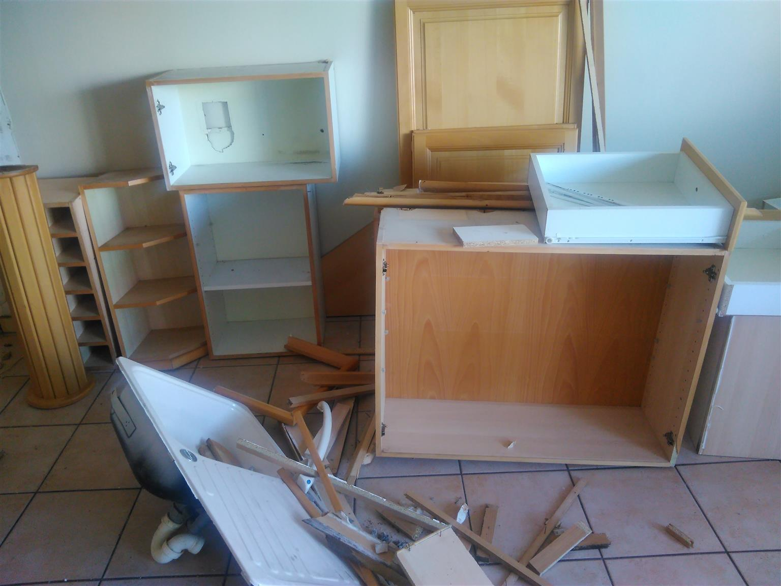 2nd hand kitchen cupboards for sale