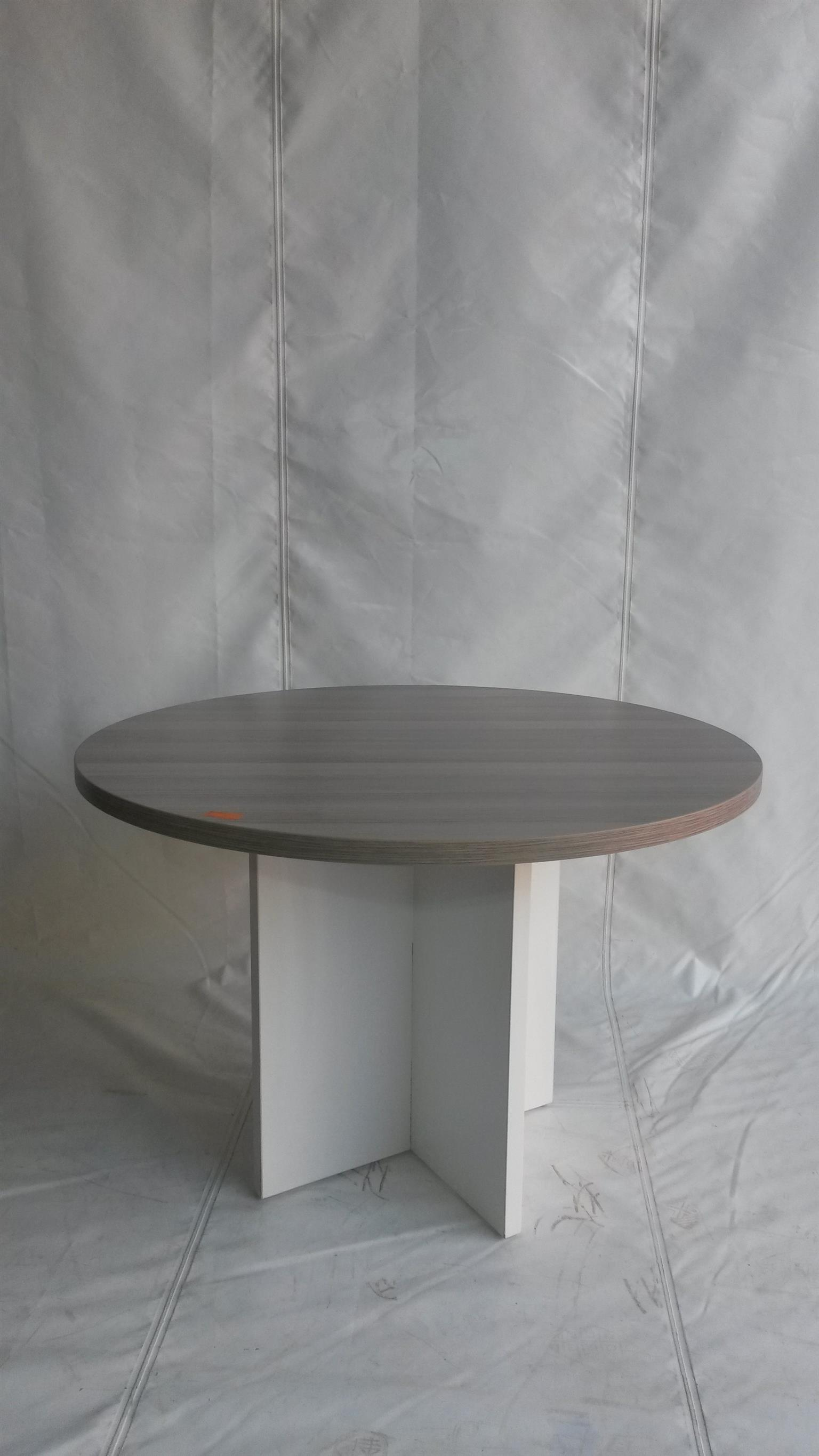 Round Boardroom Table