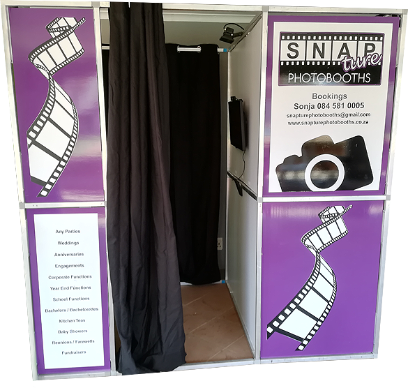 Complete Photobooth for sale