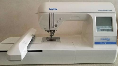 Brother Innovis 750D Embroidery Machine