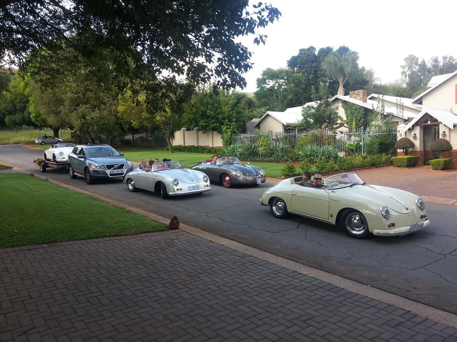 356 Speedster Replica club