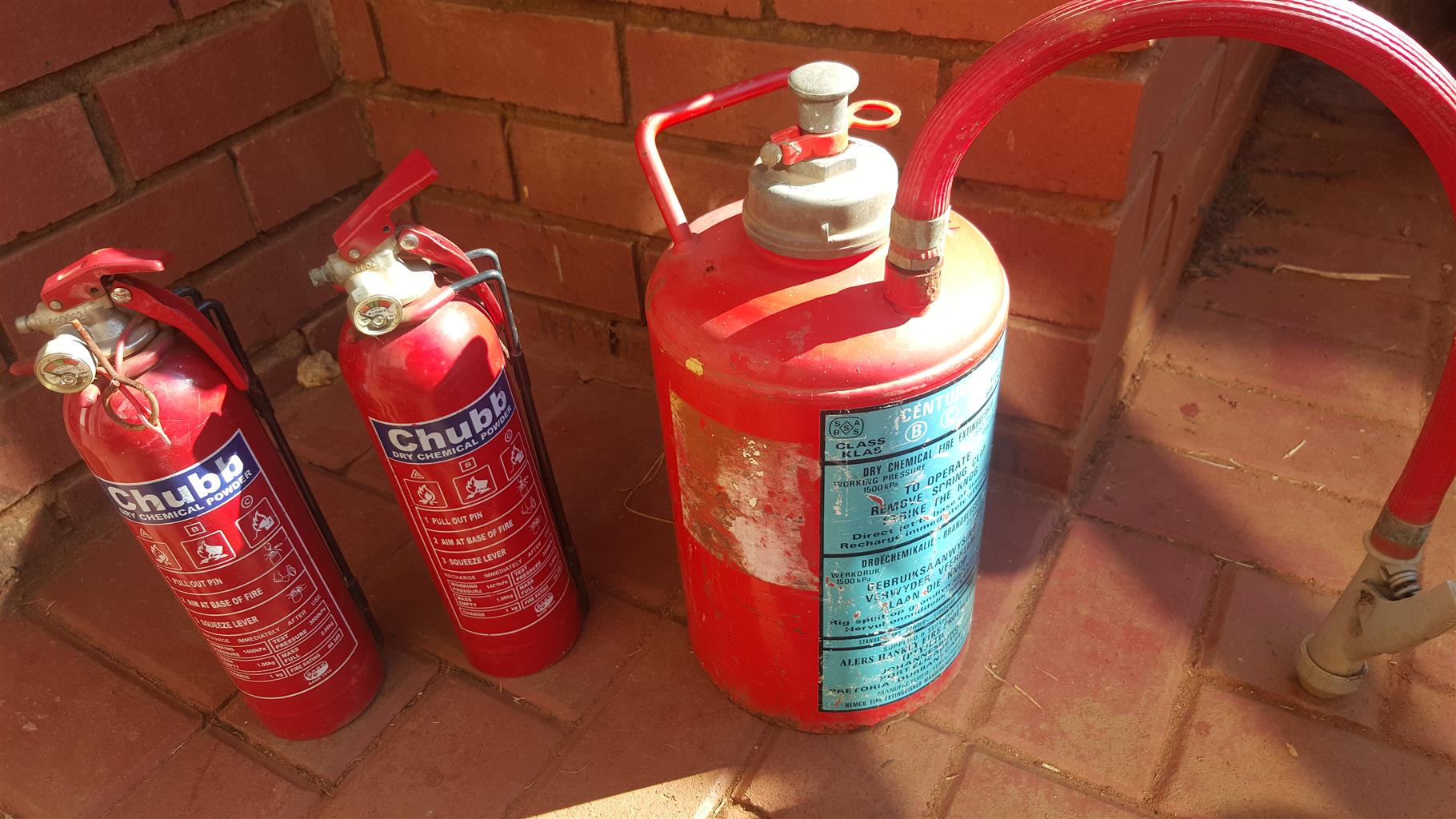 Extinguishers for Sale