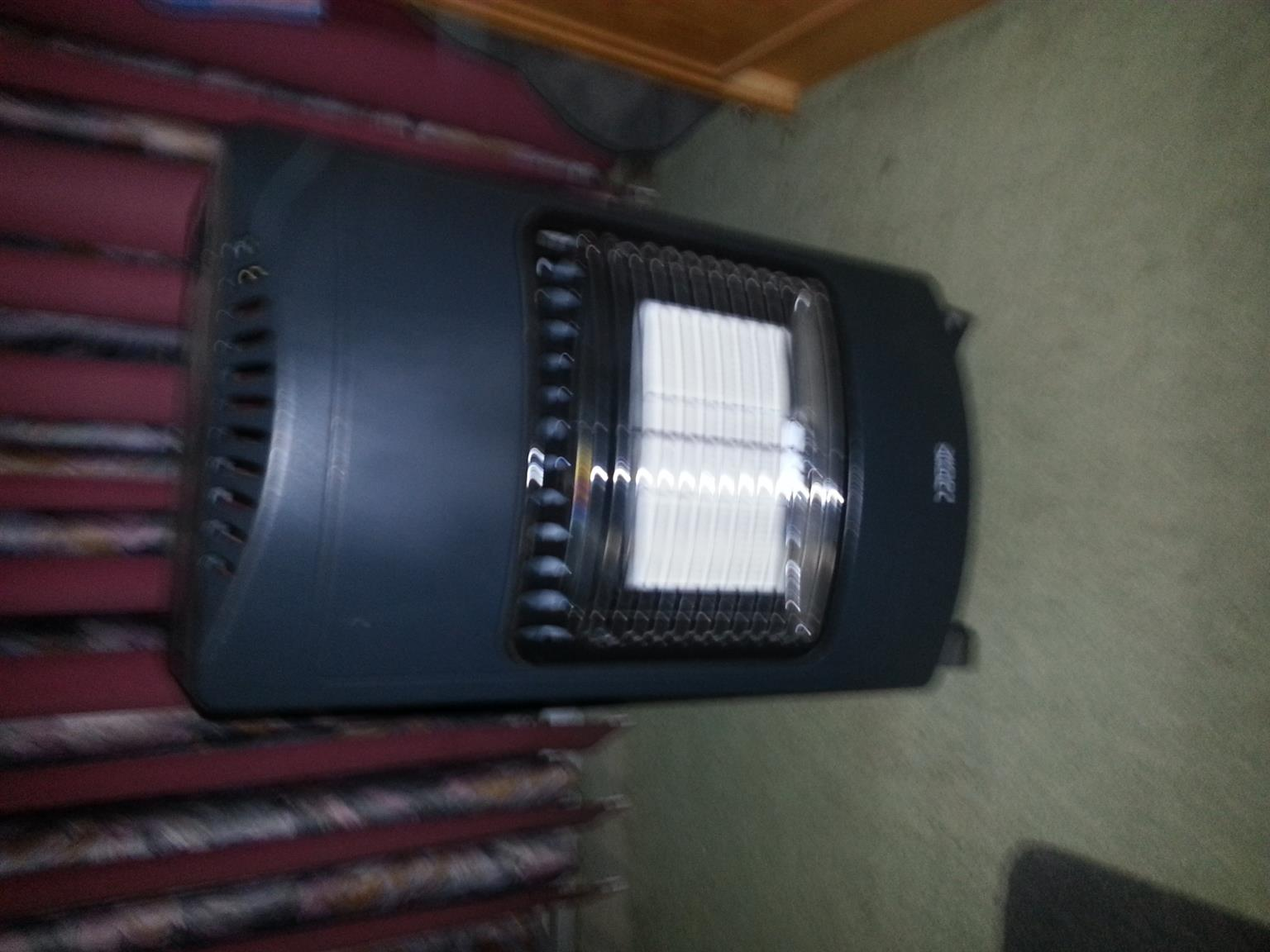gas  heater 3 bar 6 months old