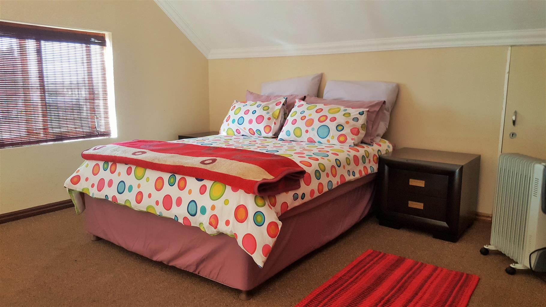 1 BEDROOM APARTMENT TO LET IN CARLSWALD
