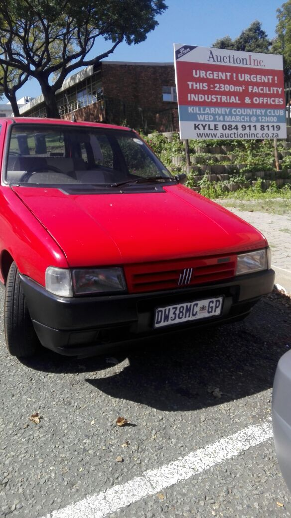 1990 Fiat Uno