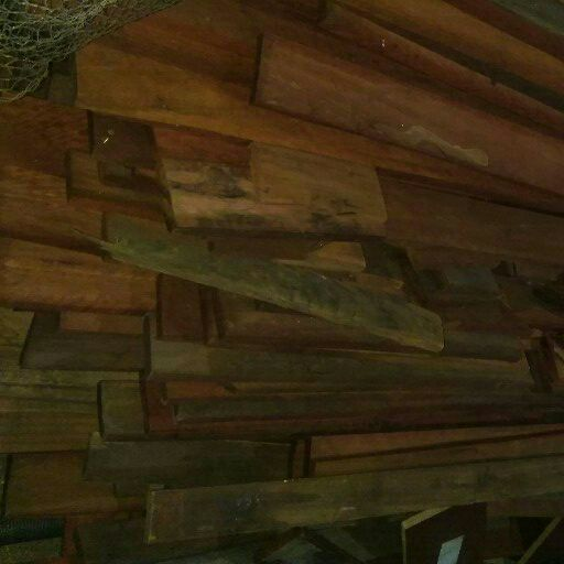 80 square meters seligna deck wood | Junk Mail