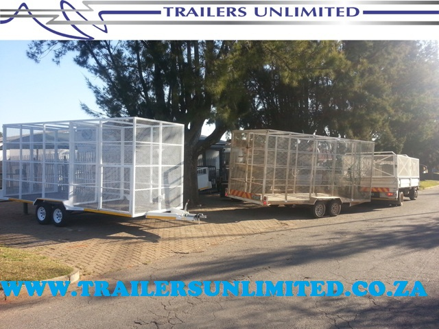 TRAILERS UNLIMITED RECYCLING TRAILERS THAT WORKS.