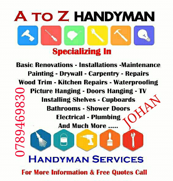 A to Z Handyman Services