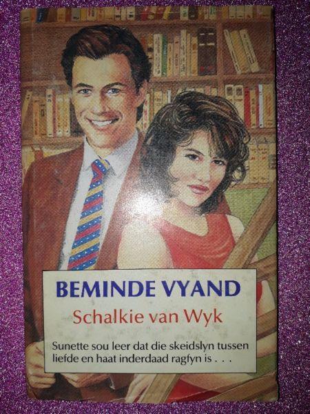 Beminde Vyand – Schalkie Van Wyk.