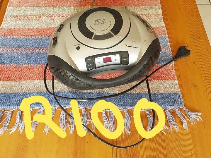 Cd player radio for sale