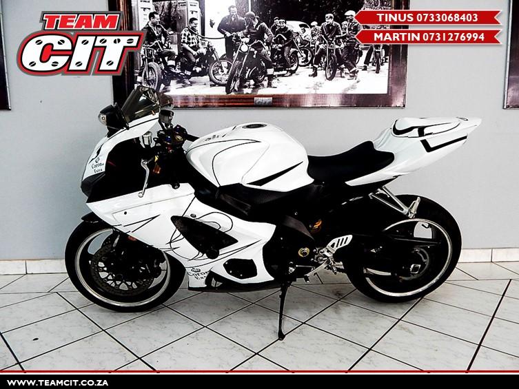 2007 Suzuki GSXR | Junk Mail