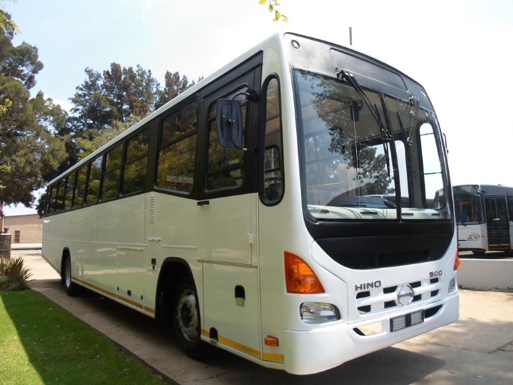 2018 BRAND NEW 65-SEATER BUSSES
