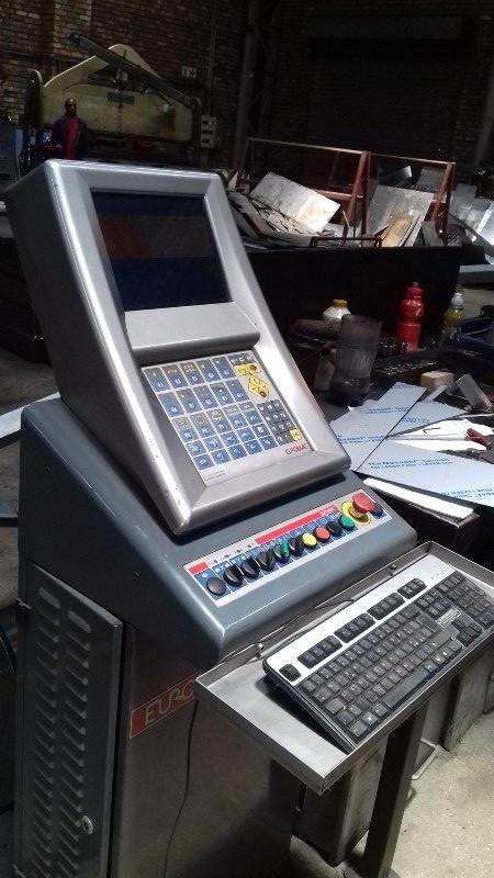 EUROMAC ZX1250/30 CNC PUNCHING M/C