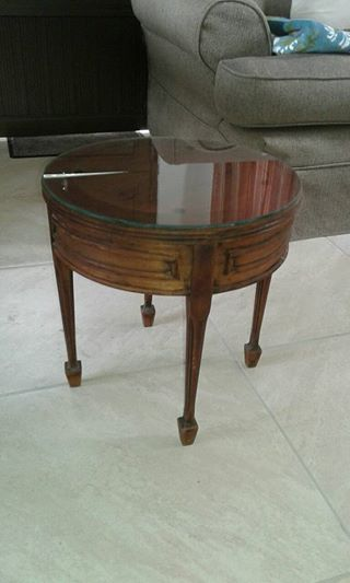 Round Coffee Table In Living Room Furniture In South Africa Junk Mail