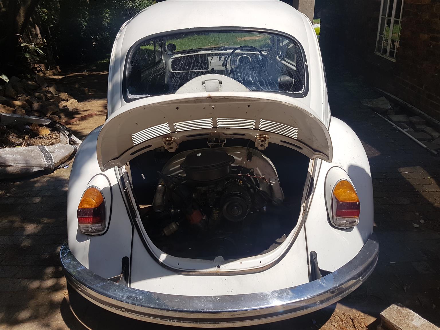 1973 Volkswagen Beetle Parts ✓ Volkswagen Car