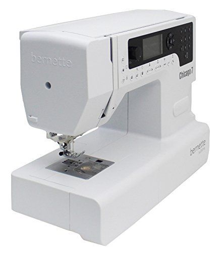 Bernina Chicago 7 Embroidery and sewing machine
