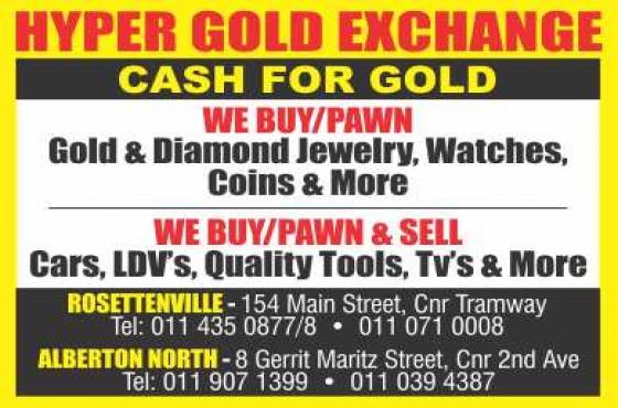 HYPER GOLD EXCHANGE