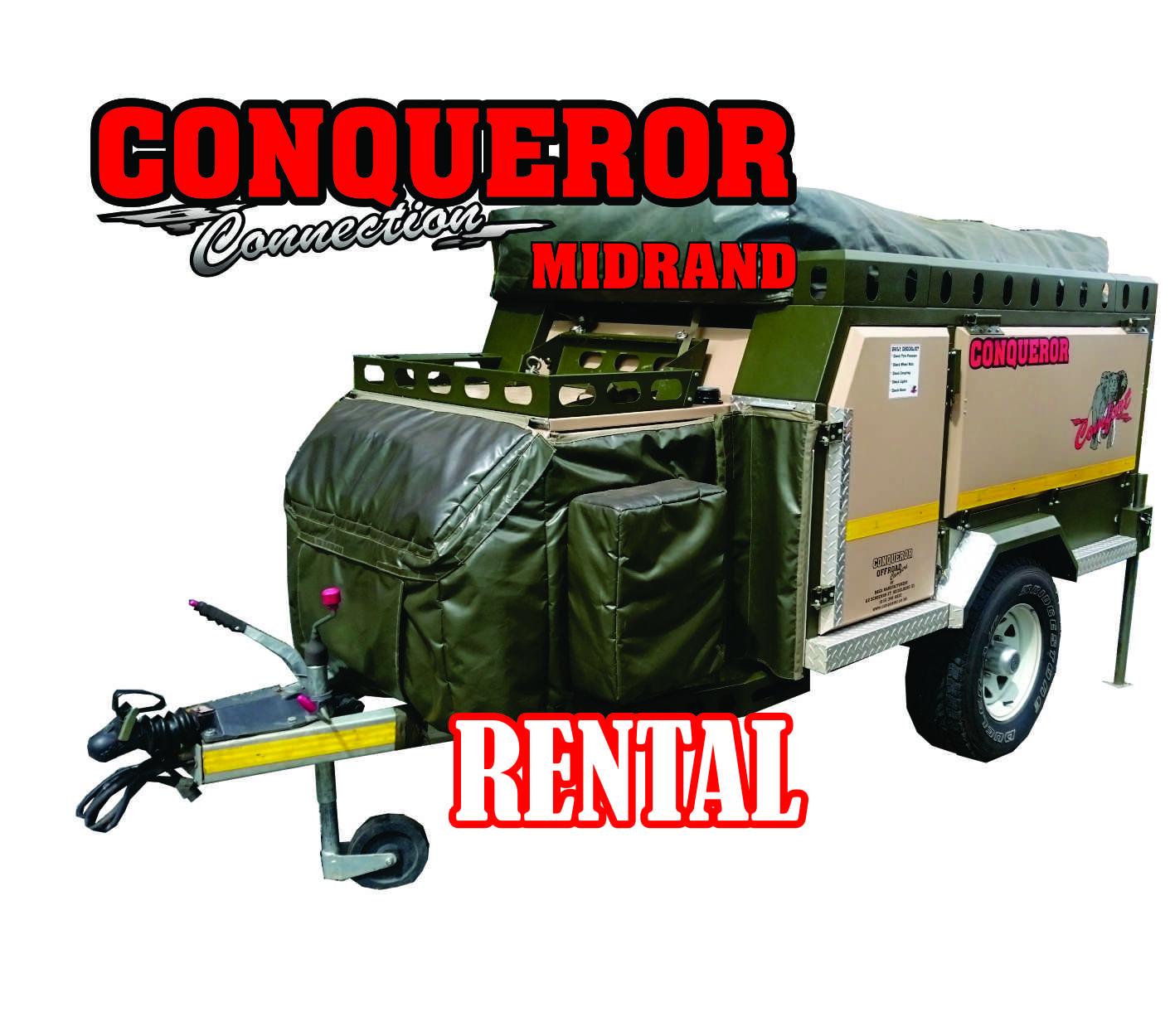 Conqueror Comfort Rental