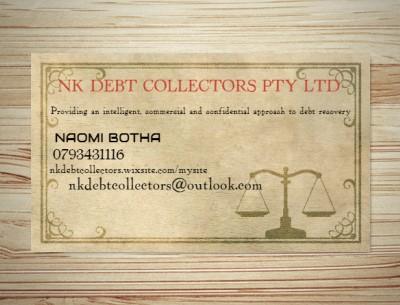 NK DEBT COLLECTORS PTY LTD