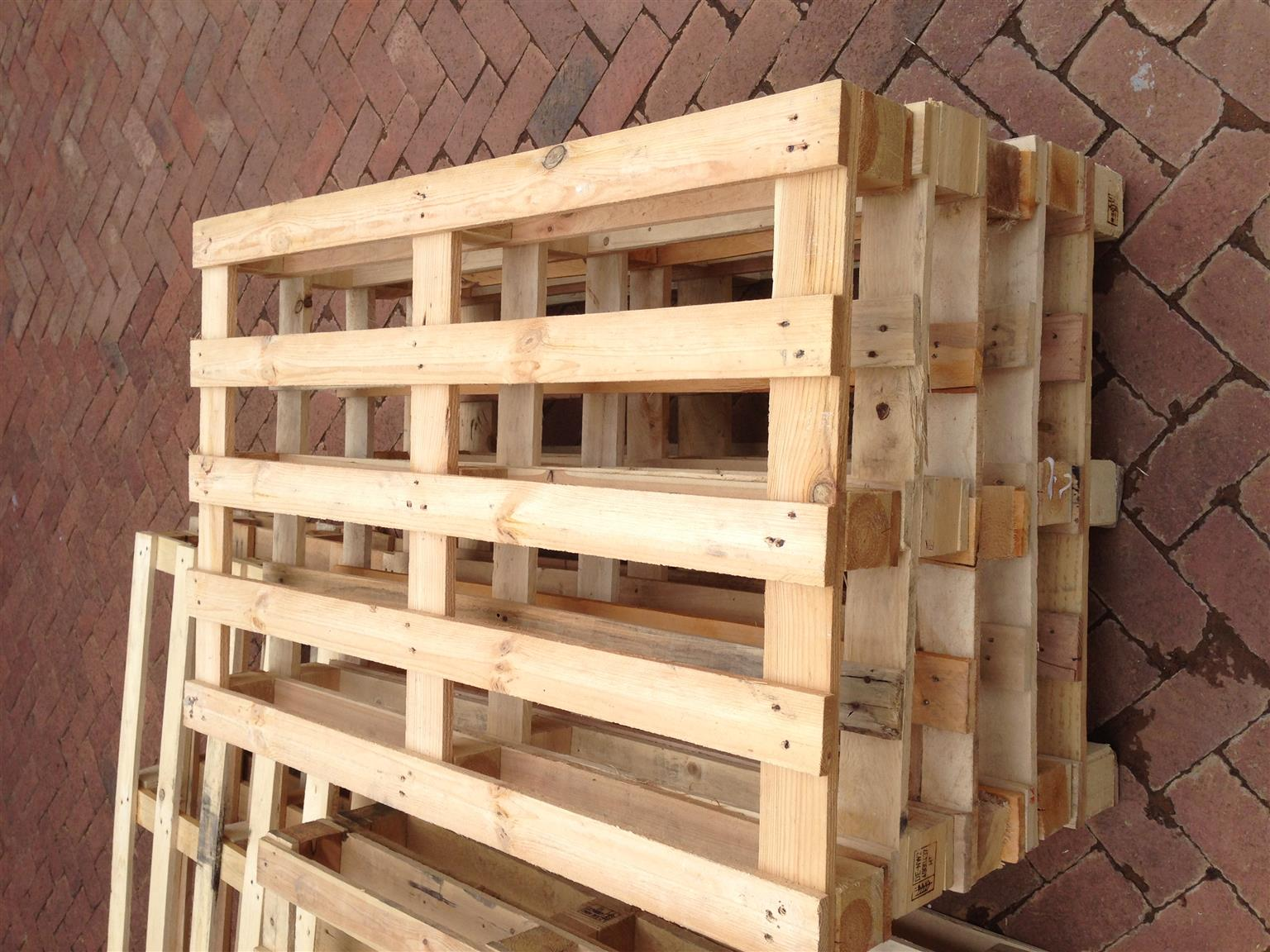 Light Weight Euro Wooden Pallets