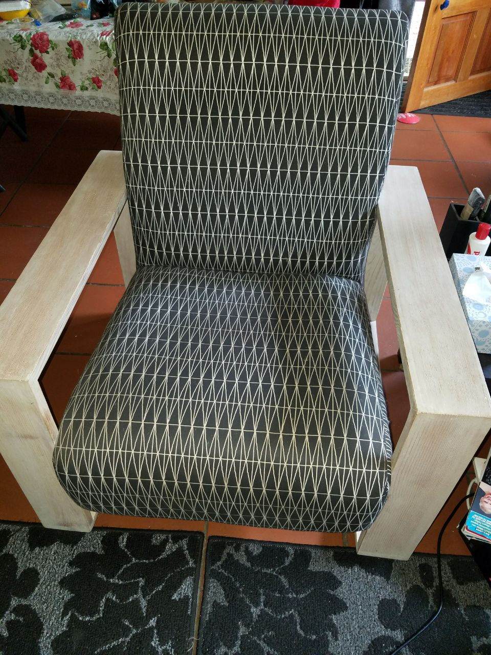 Urgent Sale  - Custom Made Rocking Chair