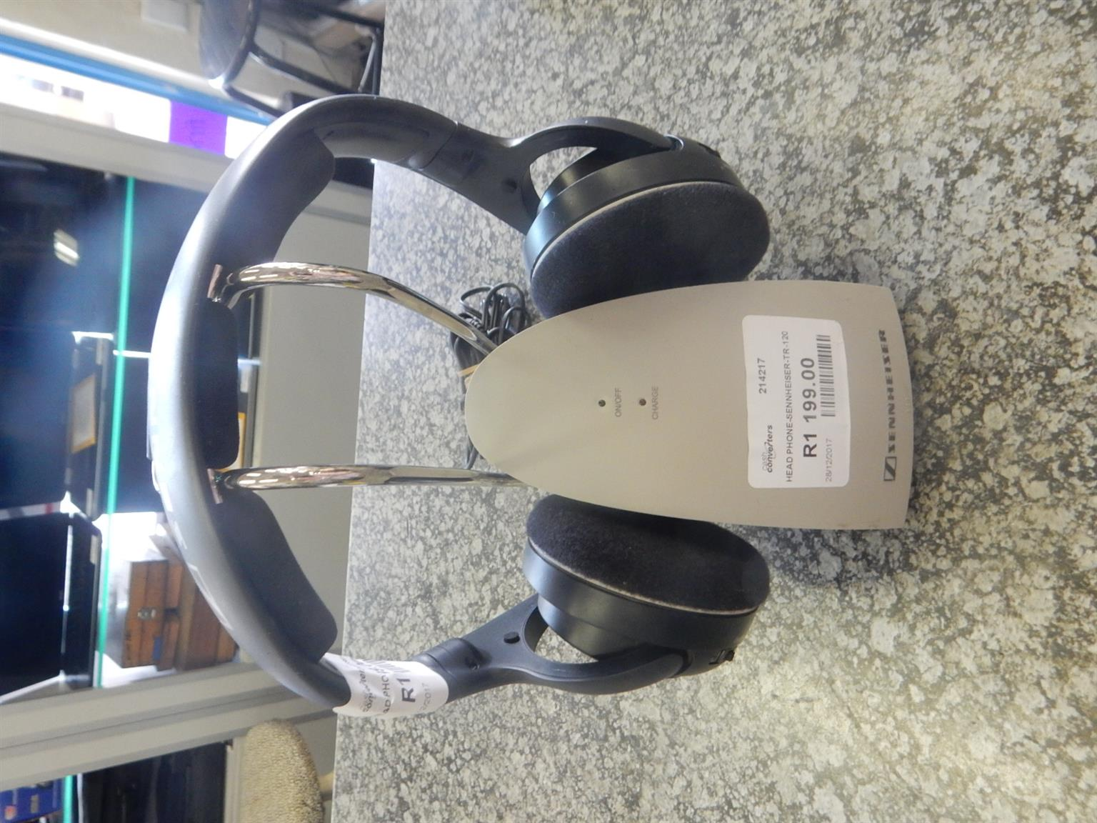Sennheiser Headphones TR-120