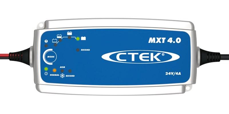 CTEK MXT4.0 - 24V 4A Battery Charger