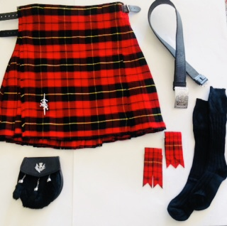 Find Freedom in a kilt