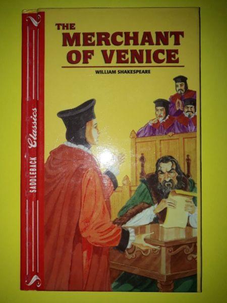 The Merchant Of Venice - William Shakespeare - Saddleback Classics - Emily Hutchinson.
