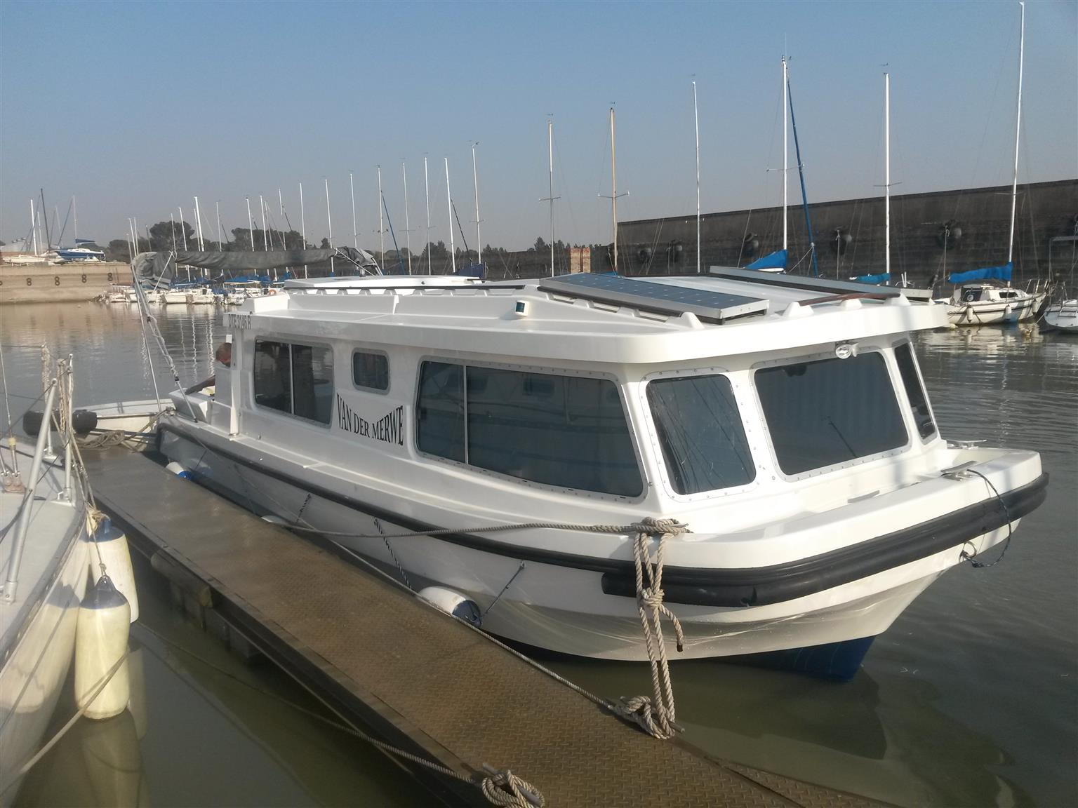 House boat 780 Leisure Liner